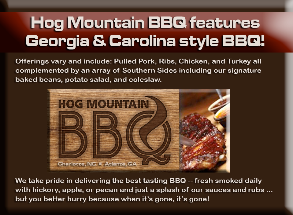 Hog Mountain BBQ